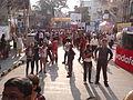Durga Puja Spectators - Ekdalia Evergreen - Kolkata 2011-10-03 00673.jpg