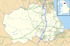 Newton Aycliffe is located in County Durham