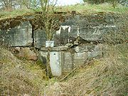 Bunker on the Siegfried line