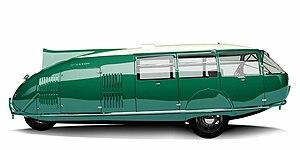 Dymaxion car - Dymaxion replica