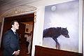 Eπίσκεψη ΑΝΥΠΕΞ κ.Δ.Δρούτσα στην έκθεση ζωγραφικής¨Ιχνηλατώντας την Κωσταντινούπολη¨. (4949149469).jpg