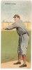 E. H. Killian-Edward Fitzpatrick, Toronto Team, baseball card portrait LCCN2007685598.tif