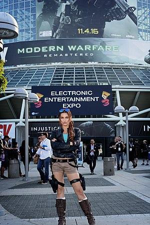 Electronic Entertainment Expo 2016 - E3 Expo at the Los Angeles Convention Center in Los Angeles California on June 14, 2016