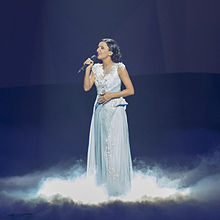 Sopho Gelovani na Eurovision Song Contest 2013