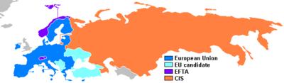 EU CIS