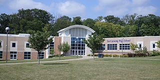 East Lansing High School Public school in East Lansing, Michigan, United States