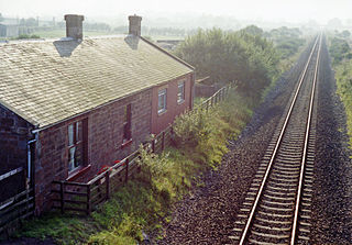 Eastriggs railway station