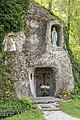 Ebenthal Gurnitz Kirchenstrasse Lourdes-Grotte 22042016 1765.jpg