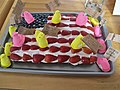 Edible Book Contest A PEEPle's History of the United States (Zinn).jpg