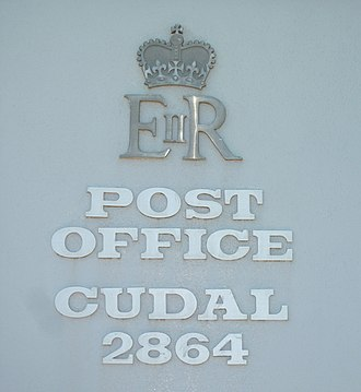 Cudal, New South Wales - Post office