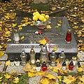 Edmund Jan Osmańczyk grave.jpg
