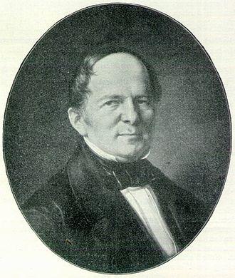Eduard Knoblauch - Eduard Knoblauch, c.1850