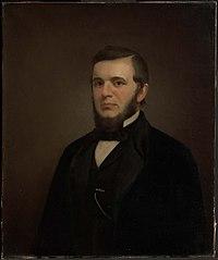 Portrait of Edward Gleason
