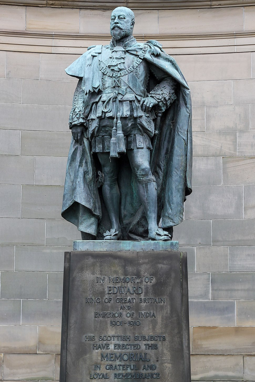 Edward Edinburgh