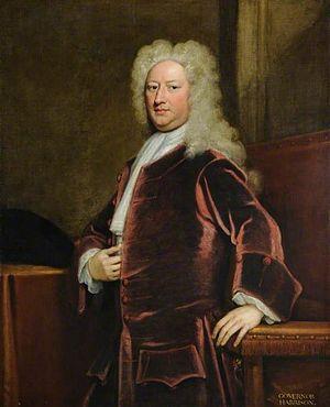 Edward Harrison (British administrator) - Image: Edward Harrison