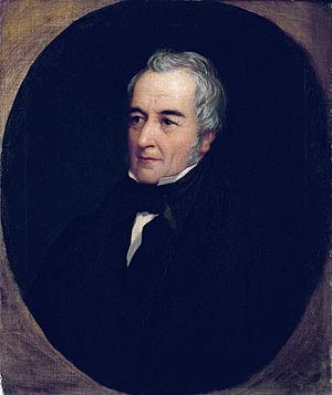 Edward Hawke Locker - Edward Hawke Locker (Henry Wyndham Phillips, ca. 1840)