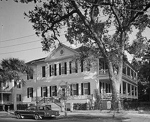 Edward Rutledge - The Edward Rutledge House in Charleston