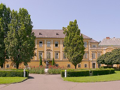 The Archiepiscopal Palace of Eger Eger Archiepiscopal Palace 02.jpg