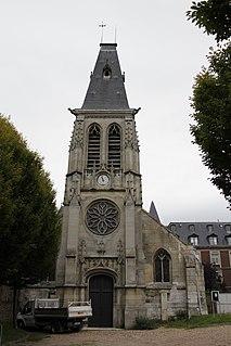 Mont-Saint-Aignan Commune in Normandy, France