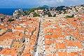 Einkaufsstraße Stradun in der Altstadt von Dubrovnik, Kroatien (48613172962).jpg