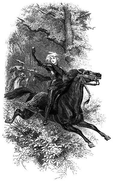 File:Eisenhans - the mysterious knight by Robert Leinweber.jpg