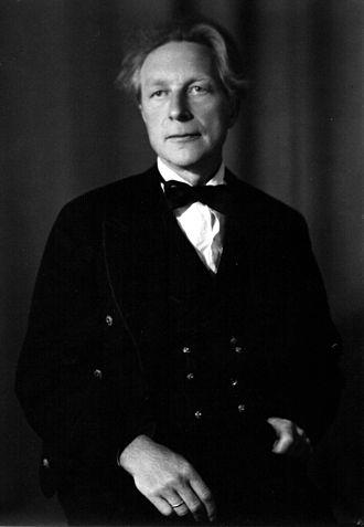 Eivind Groven - Groven in 1951.