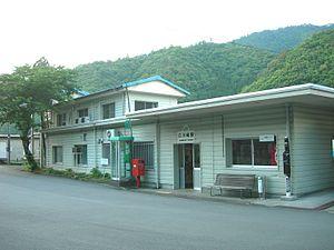 江川崎駅's relation image