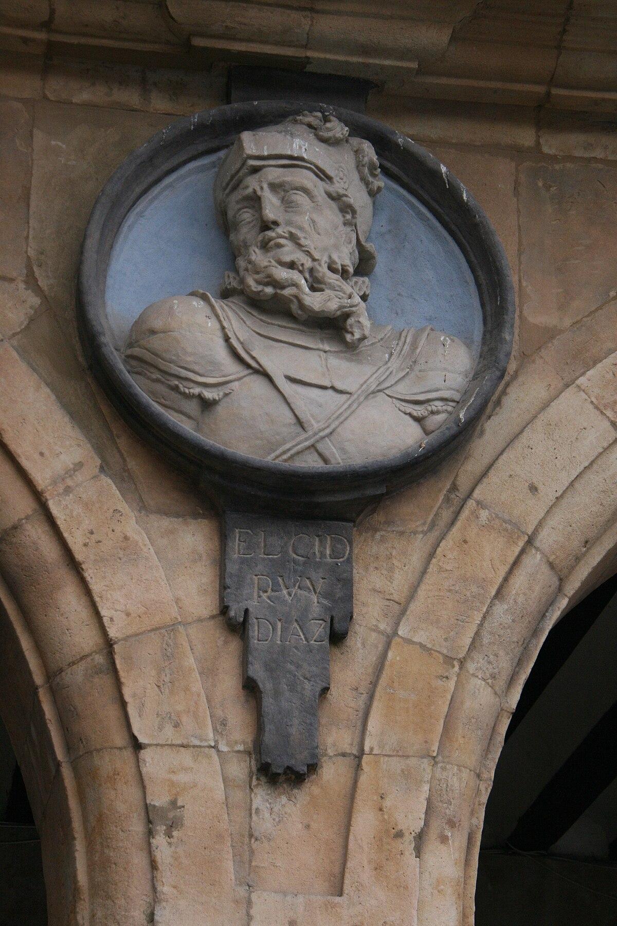 El Cid-Med-Plaza Mayor (Salamanca).jpg