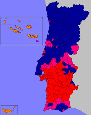 Portuguese legislative election, 1980 - Image: Eleições legislativas portuguesas de 1980
