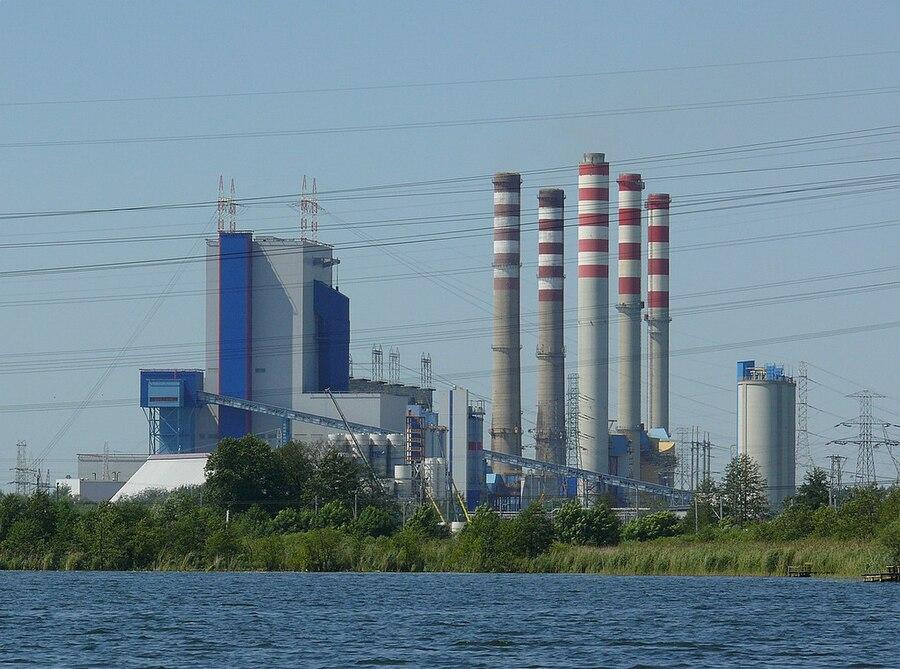Pątnów Power Station