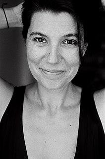 Elena Penga Greek playwright and director