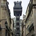 Elevador de Santa Justa , Lisboa, Portugal Rua de Santa Justa, Lisbon, Portugal - panoramio.jpg