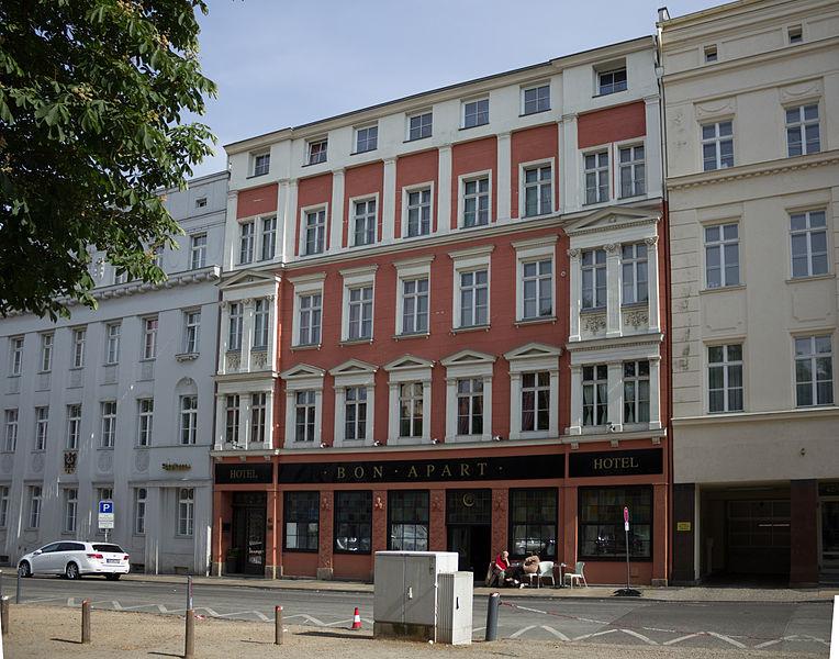 File elisabethstra e 41 g rlitz bon apart for Appart hotel 41