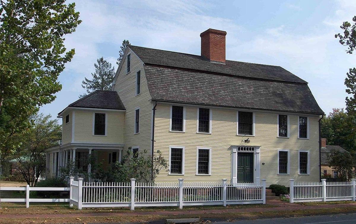 Capt Elisha Phelps House Wikipedia