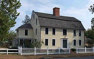 Capt. Elisha Phelps House United States historic place