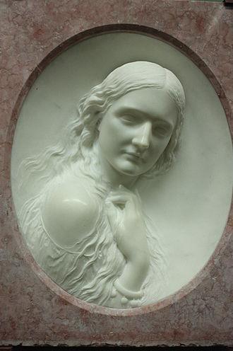 Alexander Munro (sculptor) - Elizabeth Blakeway by Alexander Munro, 1859