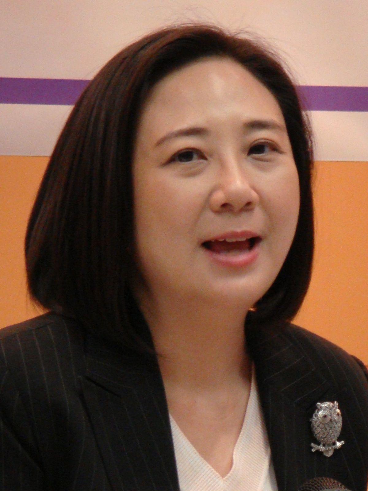 Doctor Of Business Administration >> Elizabeth Quat - Wikipedia