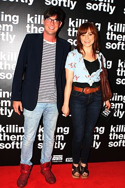 Ella Scott Lynch & Toby Schmitz 2012