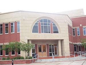Ellis County, Texas - Ellis County Courts building