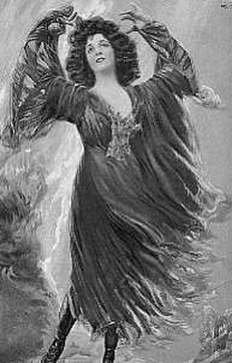 Elsie Janis - Janis in Theatre Magazine (March 1917)