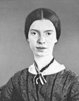 Emily Dickinson daguerreotype (Restored and cropped)