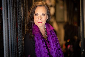 Emily Mann (director) - Image: Emily Mann, Mc Carter Theatre Center Artistic Director and Resident Playwright