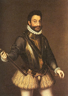Duke of Savoy from 1553 to 1580