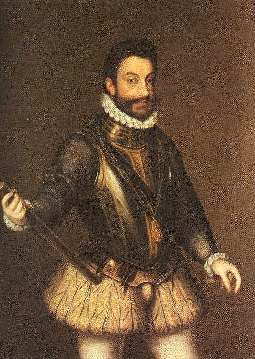 Emmanuel Philibert of Savoy (1580)