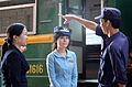 Employees of the Vietnamese train company.jpg