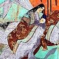 Empress Shoshi and son DYK.jpg