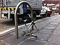 En ensam cykel i Mexico City.JPG