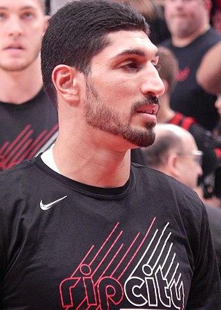 Enes Kanter Turkish basketball player