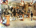 Enrique López Martínez - Galeria da Armaria Real, Madri, c. 1870-75.jpg