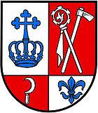 Wappen der Gemeinde Ensheim